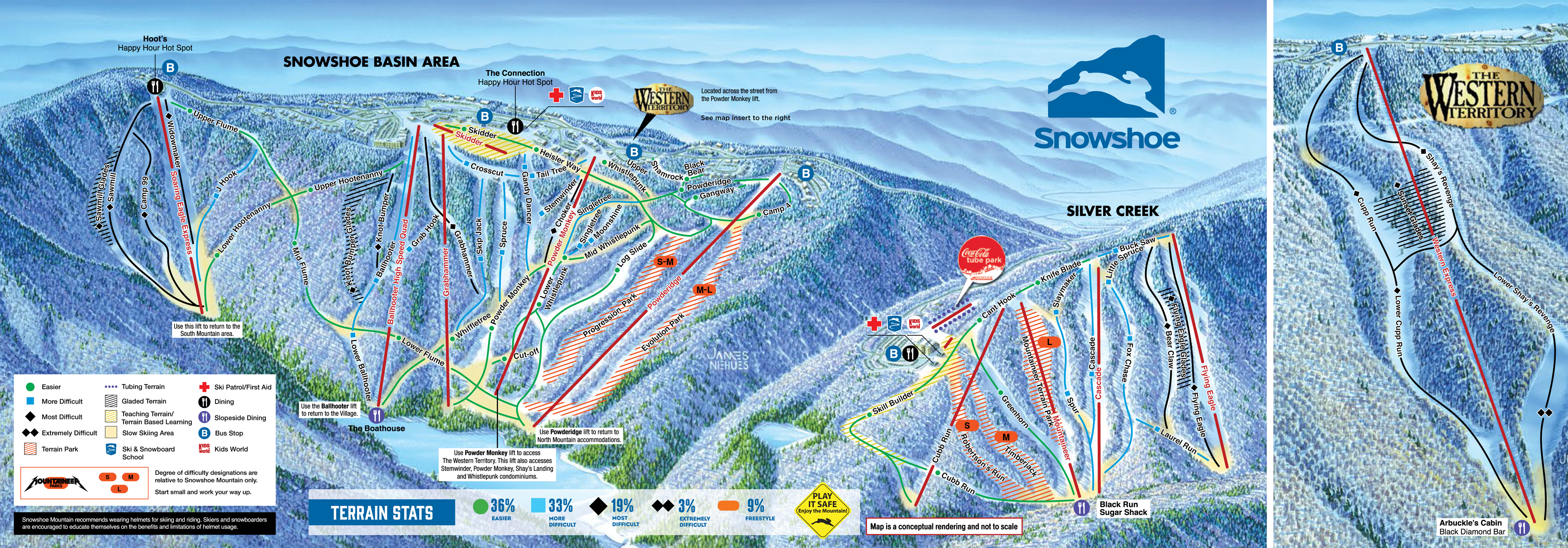 snocountry | snow reports | wv | snowshoe mountain